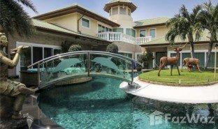 4 Schlafzimmern Villa zu verkaufen in Na Chom Thian, Pattaya Jomtien Yacht Club 3