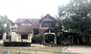 4 Bedrooms Property for sale in Nong Chom, Chiang Mai Phruek Wari Land and House
