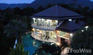 4 Schlafzimmern Villa zu verkaufen in Kamala, Phuket