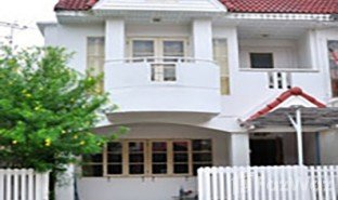3 Bedrooms Townhouse for sale in Tha Raeng, Bangkok First Home Village