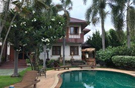 5 Bedrooms Villa for sale in Mae Hia, Chiang Mai 5 Bedroom House with Private Pool