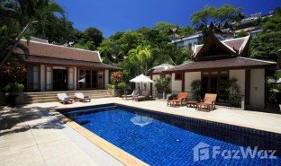 4 Bedrooms Villa for sale in Choeng Thale, Phuket Ayara Surin