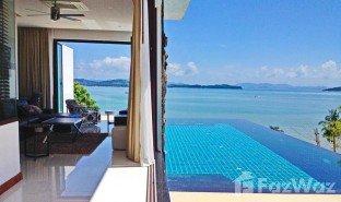 普吉 帕洛 Sunrise Ocean Villas 4 卧室 房产 售