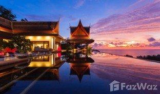 10 ห้องนอน บ้าน ขาย ใน เชิงทะเล, ภูเก็ต Baan Thai Surin Hill