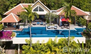 4 Bedrooms Villa for sale in Patong, Phuket