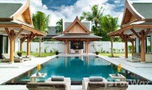 4 Schlafzimmern Haus zu verkaufen in Choeng Thale, Phuket