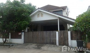 3 Bedrooms House for sale in Tha Raeng, Bangkok Sireen House Watcharapol