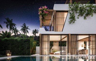 3 Bedroom Villa For Sale In Bo Phut Koh Samui For
