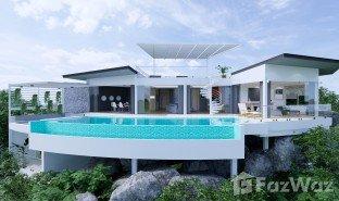 苏梅岛 马叻 Lamai Panorama 3 卧室 房产 售