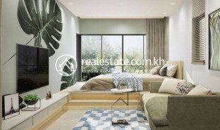 1 Bedroom Apartment for sale in Chak Angrae Leu, Phnom Penh Urban Village Phase 2