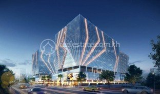 1 Bedroom Apartment for sale in Tuek Thla, Phnom Penh Prince International Plaza