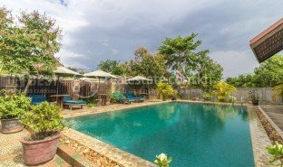 5 Bedrooms Villa for sale in Svay Dankum, Siem Reap