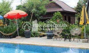 4 Bedrooms House for sale in Svay Dankum, Siem Reap