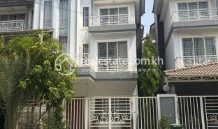 4 Bedrooms House for sale in Phnom Penh Thmei, Phnom Penh