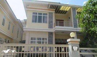 4 Bedrooms Villa for sale in Tuol Sangke, Phnom Penh