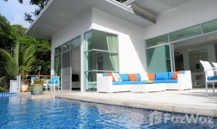3 Bedrooms Property for sale in Kamala, Phuket Kamala Hills Naka Villas