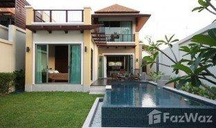 3 Schlafzimmern Villa zu verkaufen in Si Sunthon, Phuket Baan Wana Pool Villas
