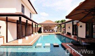 4 Bedrooms House for sale in Hin Lek Fai, Hua Hin The Water Garden