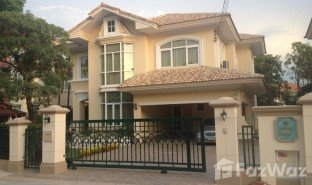 3 Bedrooms House for sale in Pracha Thipat, Pathum Thani Passorn 4 Rangsit Klong 3