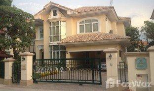 3 Schlafzimmern Immobilie zu verkaufen in Pracha Thipat, Pathum Thani Passorn 4 Rangsit Klong 3