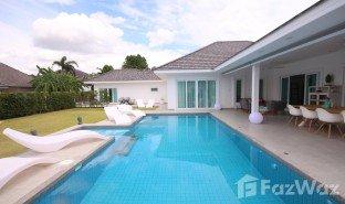 4 Schlafzimmern Immobilie zu verkaufen in Wang Phong, Hua Hin Baan Oasis Pran Buri