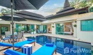 3 Bedrooms Property for sale in Choeng Thale, Phuket Botanica Villas (Phase 1)