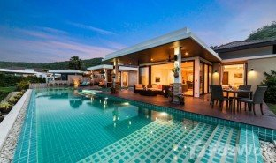 5 Bedrooms Villa for sale in Nong Kae, Hua Hin The Spirits