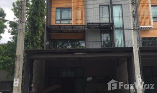 3 Bedrooms Property for sale in Khlong Kum, Bangkok Eco Space Kaset - Nawamin