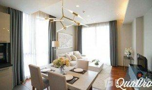 曼谷 Khlong Tan Nuea Quattro By Sansiri 2 卧室 公寓 售