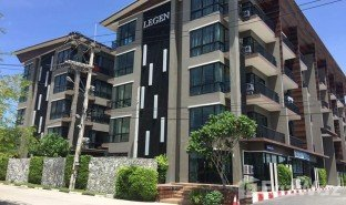 1 Bedroom Property for sale in Nong Mai Daeng, Pattaya Le Gen Amatanakorn Phase 2