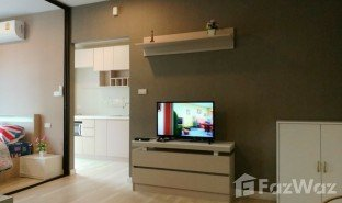 1 Bedroom Property for sale in Bo Win, Pattaya The Living Plus Condo