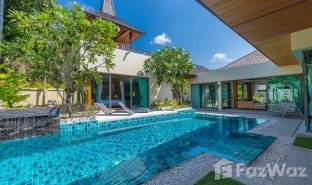 3 Bedrooms Villa for sale in Choeng Thale, Phuket Botanica Villas (Phase 2)