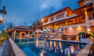 6 Bedrooms Villa for sale in Choeng Thale, Phuket Lakewood Hills Villa