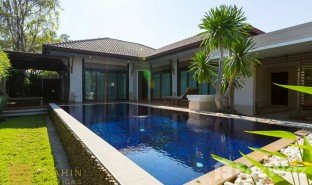 3 Schlafzimmern Villa zu verkaufen in Nong Kae, Hua Hin Busaba Pool Villa