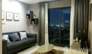 曼谷 Phra Khanong Rhythm Sukhumvit 36-38 1 卧室 房产 售