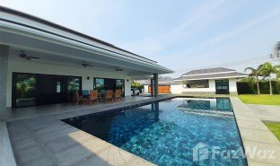 3 Bedrooms Property for sale in Cha-Am, Phetchaburi The Clouds Hua Hin