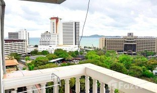 Studio Penthouse for sale in Nong Prue, Pattaya Royal Beach Condotel Pattaya