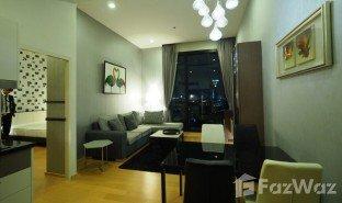 曼谷 Sam Sen Nai Noble ReD 1 卧室 公寓 售