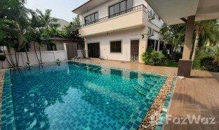 芭提雅 会艾 Baan Dusit Pattaya Lake 5 卧室 房产 售