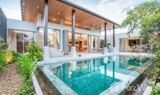 3 Bedrooms Property for sale in Thep Krasattri, Phuket Botanica Villas (Phase 4)