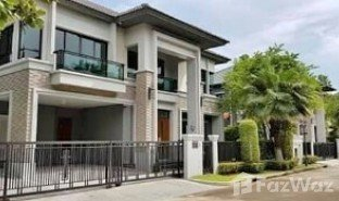 4 Bedrooms Property for sale in Bang Khae, Bangkok Grand Bangkok Boulevard Sathorn