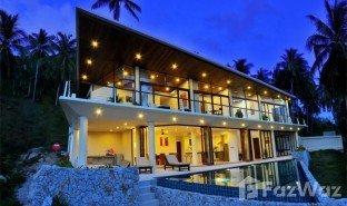 4 ห้องนอน บ้าน ขาย ใน หน้าเมือง, เกาะสมุย Aja Villas