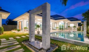 3 chambres Immobilier a vendre à Thap Tai, Hua Hin Luxury Home by Bibury