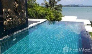 普吉 帕洛 Sunrise Ocean Villas 5 卧室 房产 售
