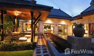 3 Bedrooms House for sale in Choeng Thale, Phuket Baan Thai Surin Gardens