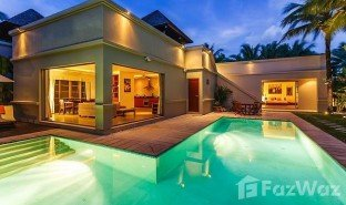 3 Bedrooms House for sale in Choeng Thale, Phuket The Residence Bangtao