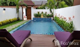 3 Bedrooms Property for sale in Kamala, Phuket AP Grand Residence West