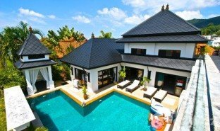 6 Bedrooms Property for sale in Kamala, Phuket Kamala Nathong
