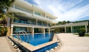 普吉 卡隆 Kata Seaview Villas 2 卧室 公寓 售