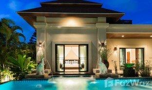 3 Schlafzimmern Immobilie zu verkaufen in Rawai, Phuket Nai Harn Baan Bua - Baan Pattama
